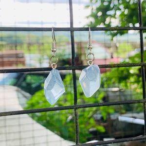 CINDERELLA Crystal Earrings